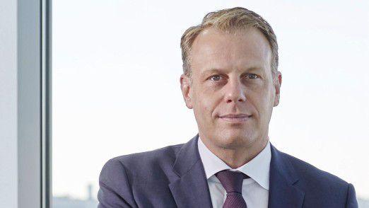 Michael Nilles steigt bei Schindler als Chief Digital Officer in den Vorstand auf.