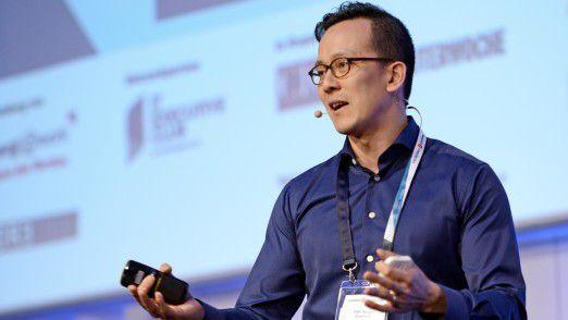 Toan Nguyen, Head of Sales and Business Development bei Quantitec