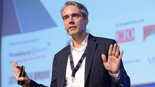 Oliver Poppelbaum, Bereichsleiter Sales & CRM bei der HSV Fußball AG