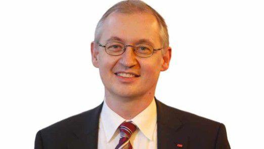 Martin Schallbruch, CIO, Bundesministerium des Innern, ist nun im Ruhestand - mit 50 Jahren.