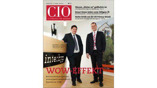 CIO-Magazin März/April 2016