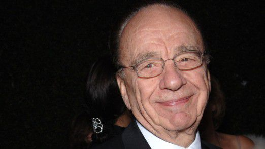 Das Vermögen des gebürtigen Australiers und Wahl-Amerikaners Rupert Murdoch wird von Forbes auf 13,5 Milliarden Dollar geschätzt.