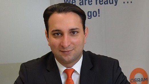 """""""Das Netzwerk ist für uns die Achillesferse"""", sagt CIO Kian Mossanen von Osram."""