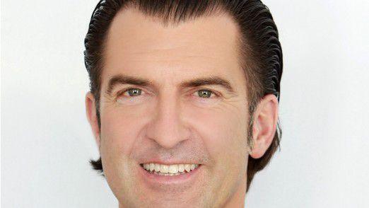 Burda-Vorstand Philipp Welte