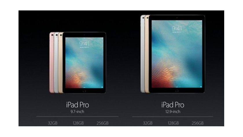 Das 12,9 iPad Pro erhält einen kleineren Bruder.