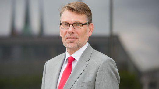 Hartmut Schubert fungiert als Landes-CIO in Thüringen.
