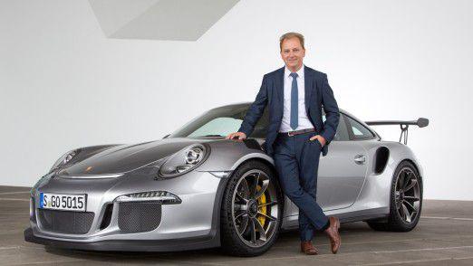 Thilo Koslowski wechselt von Gartner zu Porsche.