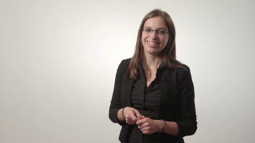 """""""In-Game-Daten sind unsere wichtigsten Assets"""", sagt Stefanie Neubeck, Business Intelligence Analyst bei Aeria Games."""