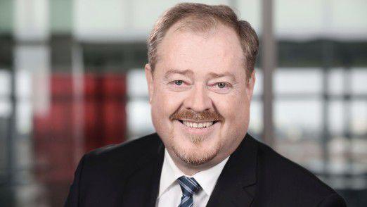 Helmut Draxler ist Chief Information Officer bei der Knorr-Bremse AG in München.