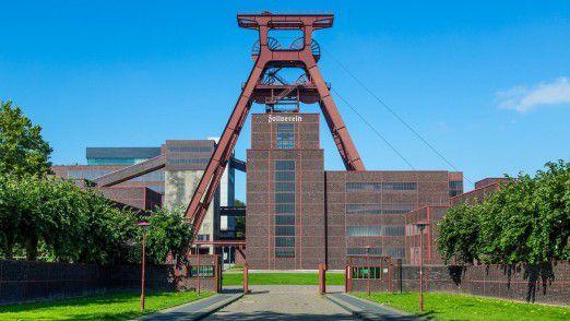 """Vor 165 Jahren wäre Franz Haniel mit der Zeche Zollverein beinahe Pleite gegangen, schreibt """"Der Westen"""". Heute soll es dem Unternehmen mit dem digitalen Ableger """"Schacht One"""" besser ergehen."""
