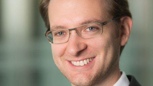 Thomas Saueressig kam 2004 als Student zu SAP. Nun ist er der neue CIO.