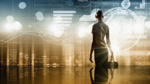 """Zeitlich und räumlich flexible """"Smart Worker"""" mit einer ausgeprägten Affinität zu modernen Technologien und Kommunikationsmitteln bilden die neue Mitarbeitergeneration."""
