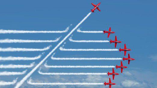 Game Changer können einzelne Unternehmen oder ganze Branchen umwälzen.