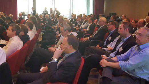 """Rund 100 Teilnehmer kamen im April zum diesjährigen Jahrestreffen der CIO-Vereinigung """"Voice - Bundesverband der IT-Anwender e.V."""" nach Berlin."""