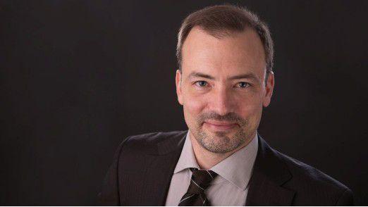 Christoph Luther, neuer IT-Leiter bei M-net, kennt das Unternehmen schon seit 2002.