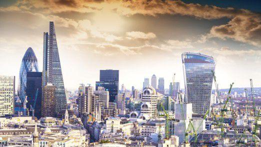 Ist es die Ruhe vor dem Sturm? Kurz vor dem Referendum über einen Ausstieg Großbritanniens aus der EU hüllt sich die Londoner City in Schweigen.