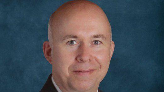 Udo Neumann ist CIO bei der Daimler Financial Services AG.