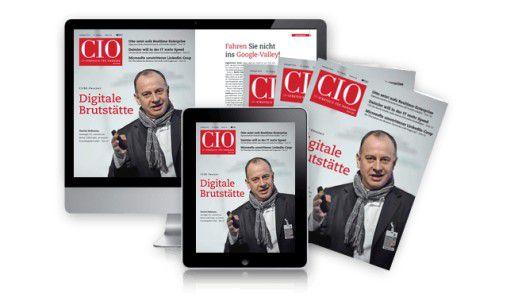 CIO-Magazin Juli/August 2016