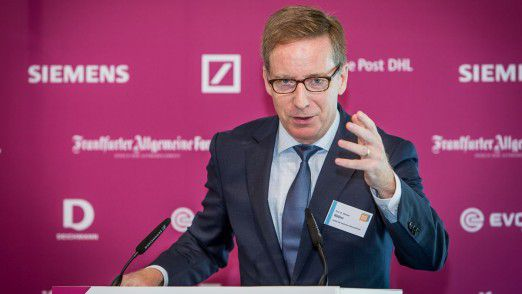 Professor Michael Hüther, Direktor des Kölner Instituts der deutschen Wirtschaft.