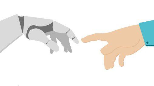 Auch Informatiker stehen künstlicher Intelligenz skeptisch gegenüber, wie eine Studie von Freeform Dynamics zeigt.
