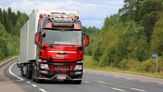 Die Volkswagen Truck & Bus GmbH umfasst die schwedische Marke Scania sowie den Lkw- und Busbauer MAN und dessen brasilianische Tochter.