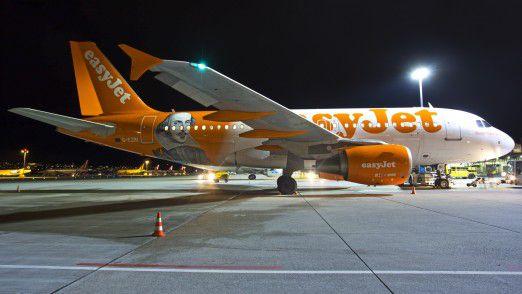 Tuifly könnte mit seinem Sitz in Hannover wichtige Flugrechte für Easyjet sichern.