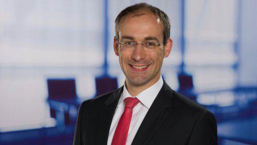 Matthias Gohl leitet die neue Digitalisierungs-Einheit.