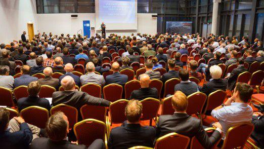 Mit 450 gemeldeten Teilnehmern veranstaltet LSZ die größte unabhängige CIO-Konferenz Österreichs.