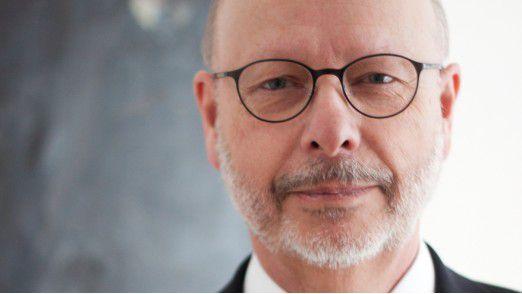 Unternehmensleiter Ernst Munzinger