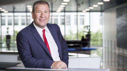 """Klaus Straub, CIO von BMW: """"Ich hatte bis September letzten Jahres auch noch eine bimodale Welt im Kopf – aber dann war das Konzept für mich nicht mehr nachvollziehbar."""""""