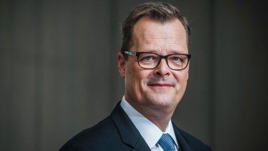 Joachim Wuermeling ist im Vorstand der Deutschen Bundesbank für IT und Märkte zuständig.
