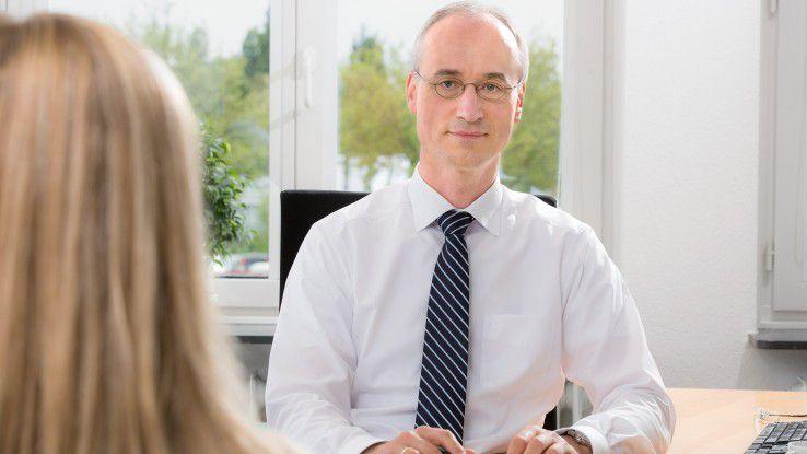 CIO des Jahres 2016: Peter Jürging, CIO von Hoyer, ergatterte Platz 2 in der Kategorie Großunternehmen.