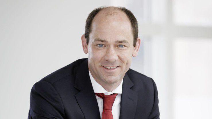 Jan Brecht verantwortet als CIO die IT des Automobilkonzerns Daimler.