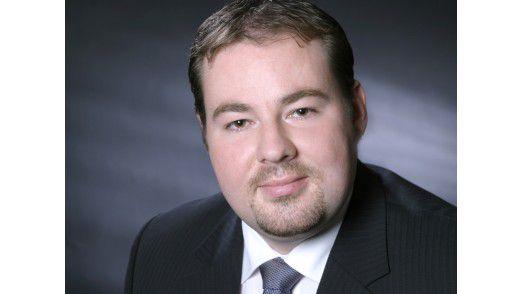 Patrick Kosche, CIO und Manager Business Transformation & Accounting bei JAB Anstoetz