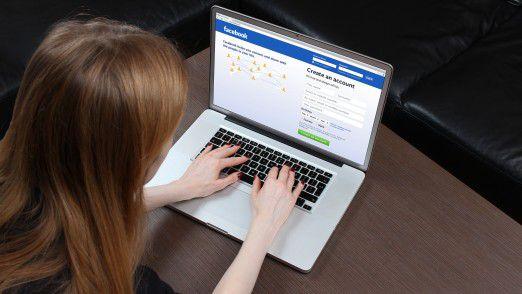 Insgesamt 2300 Menschen sollen einmal in Großbritannien für Facebook arbeiten.