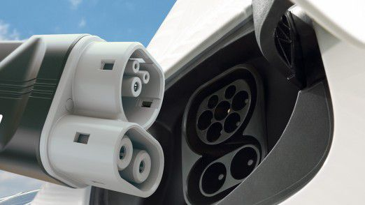 Weiterentwicklung des CCS Ladestandards für Elektrofahrzeuge auf bis zu 350kW.