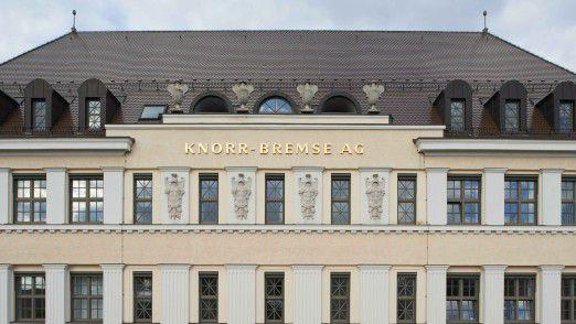 Firmenhauptsitz von Knorr-Bremse in München
