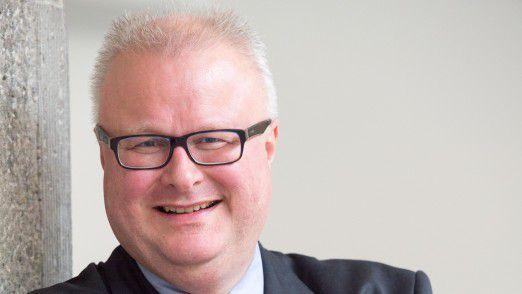 Finanzminister und CIO Thomas Schäfer steht für die digitale Verwaltung ein.