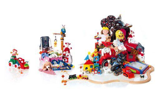 Der 1999 gegründete Spielwarenhändler MyToys ist ein Tochterunternehmen der Otto Group.