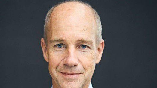 Henrik Homann bestimmt die Strategie der TUI.