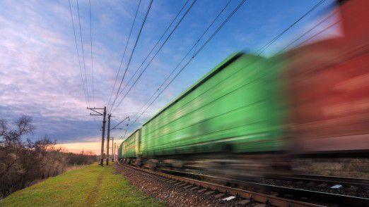 Ein IT-Ausfall bei der HGK hätte weitreichende Konsequenzen für die kaufmännischen Prozesse bis hin zum Betrieb des bundesweiten Zugverkehrs.