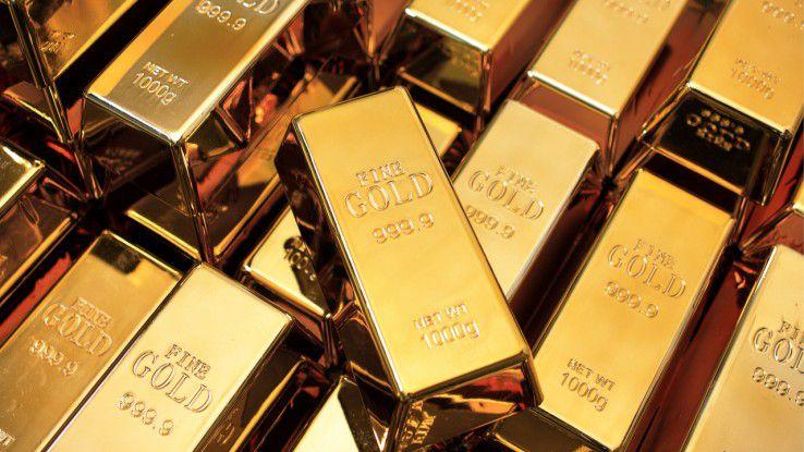"""Daten gelten heute als das """"neue Gold"""" - Unternehmen müssen sie schützen."""