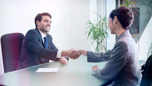 Tipp fürs Bewerbungsgespräch: Schon vorab Ideen für den neuen Job sammeln und ins Bewerbungsgespräch mitbringen.