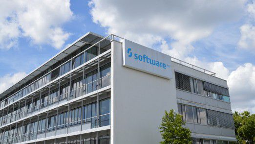 Hauptsitz der Software AG in Darmstadt.