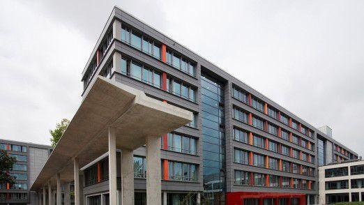 Zentrale des Deutschen Wetterdienstes in Offenbach