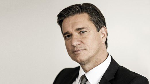 Lutz Meschke, Mitglied des Vorstandes, Finanzen und IT bei Porsche