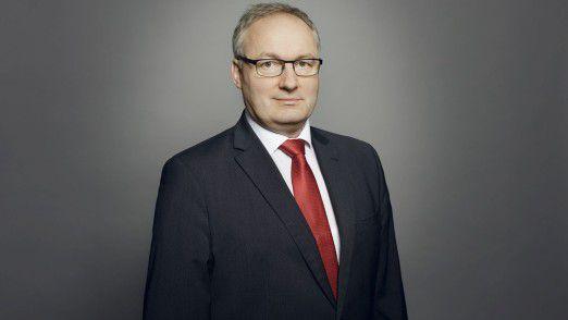 Martin Frick ist IT-Leiter bei der Generali Gruppe Schweiz.