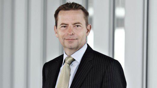 Robin Johnson wird im April neuer CIO bei Munich Re.