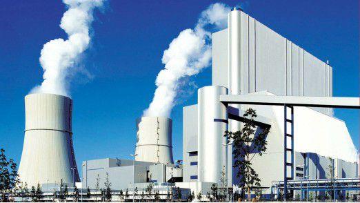 Einst im Besitz von Vattenfall: Das Braunkohlekraftwerk Schwarze Pumpe in Brandenburg ging an die tschechische EPH-Gruppe über.