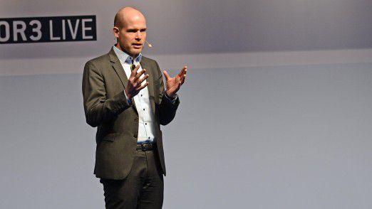 Sven Huschke von Cortado Mobile Solutions